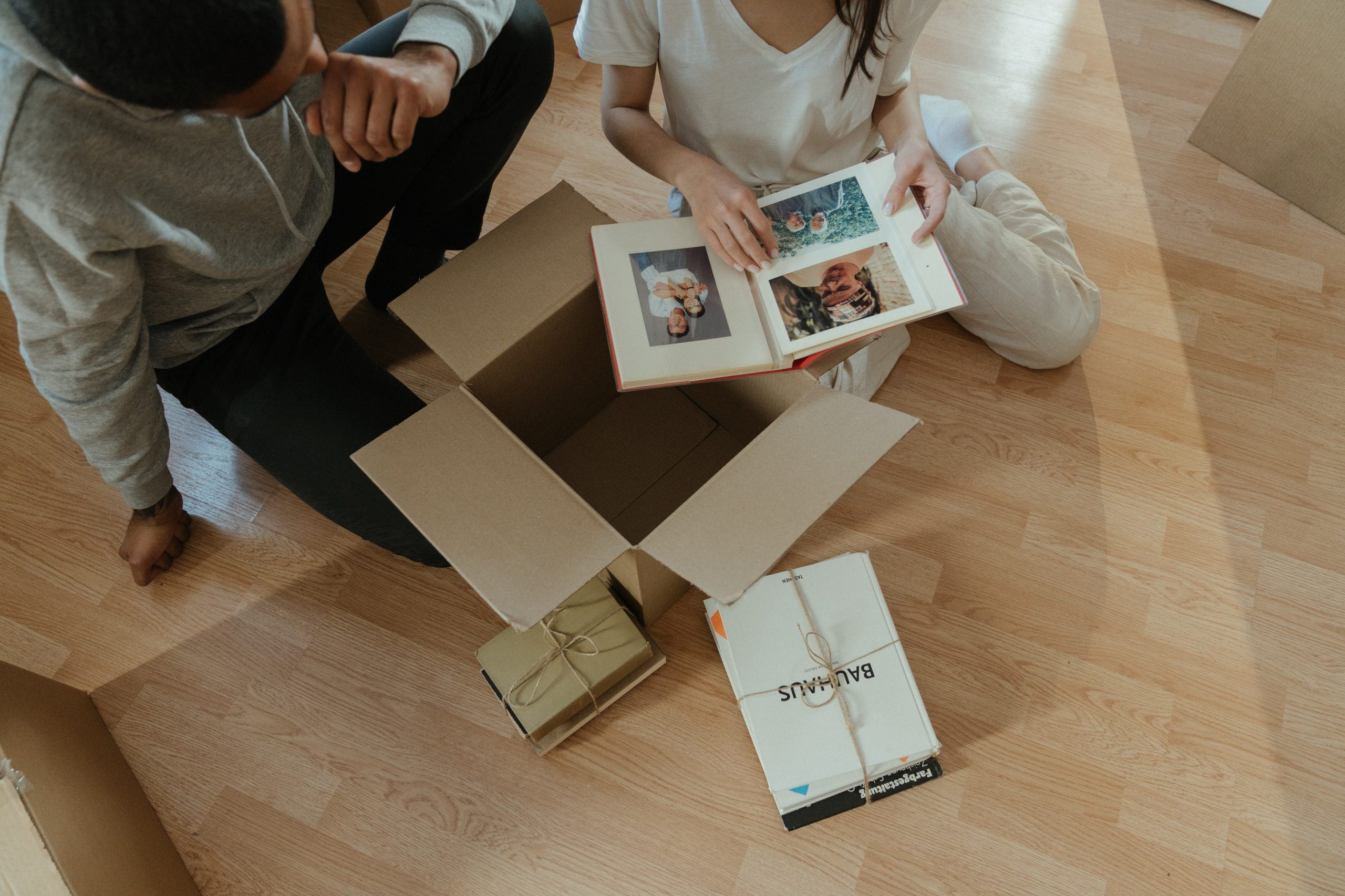 photobook out of box