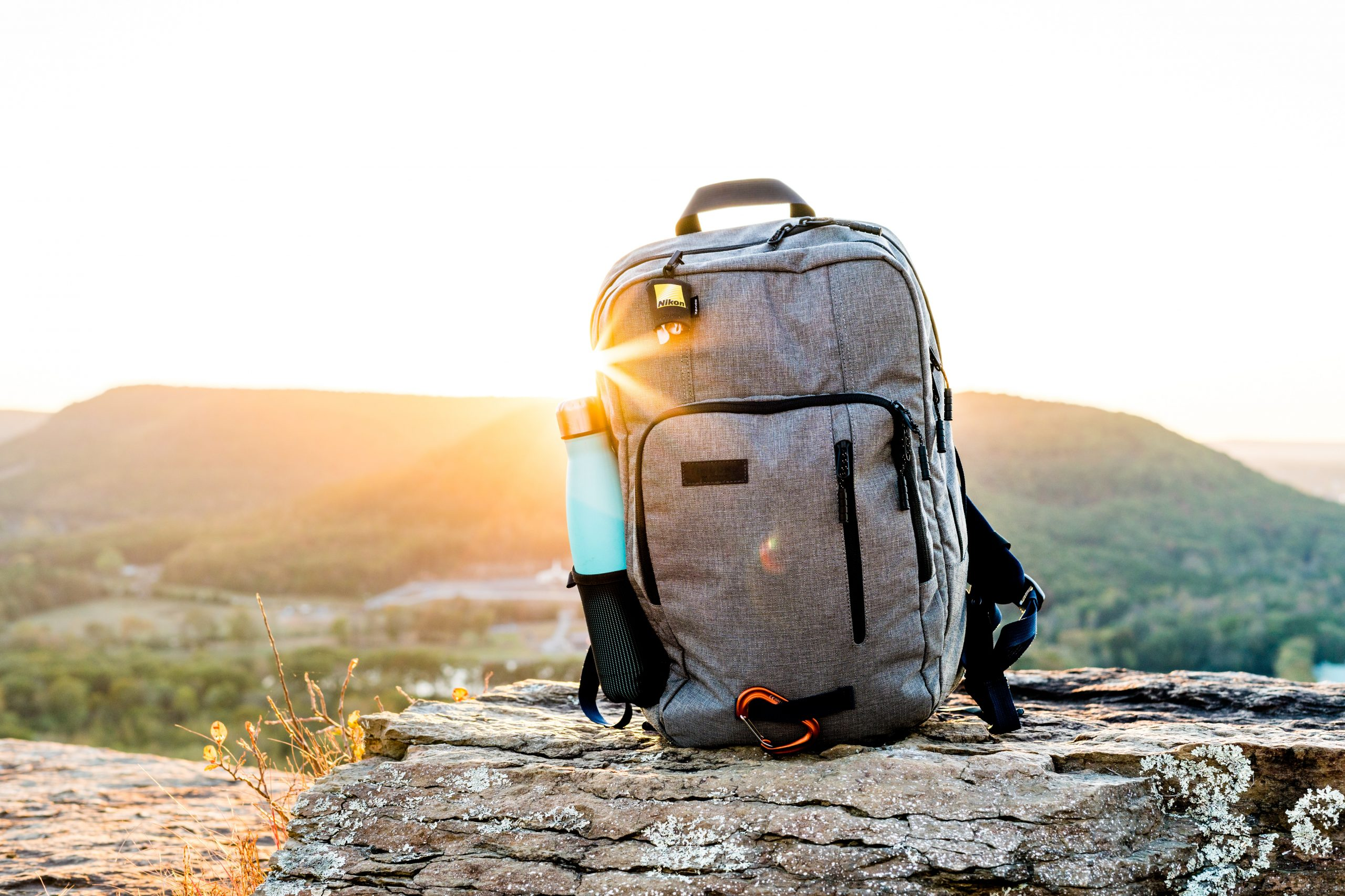 whats in my backpack photography ideas for instagram