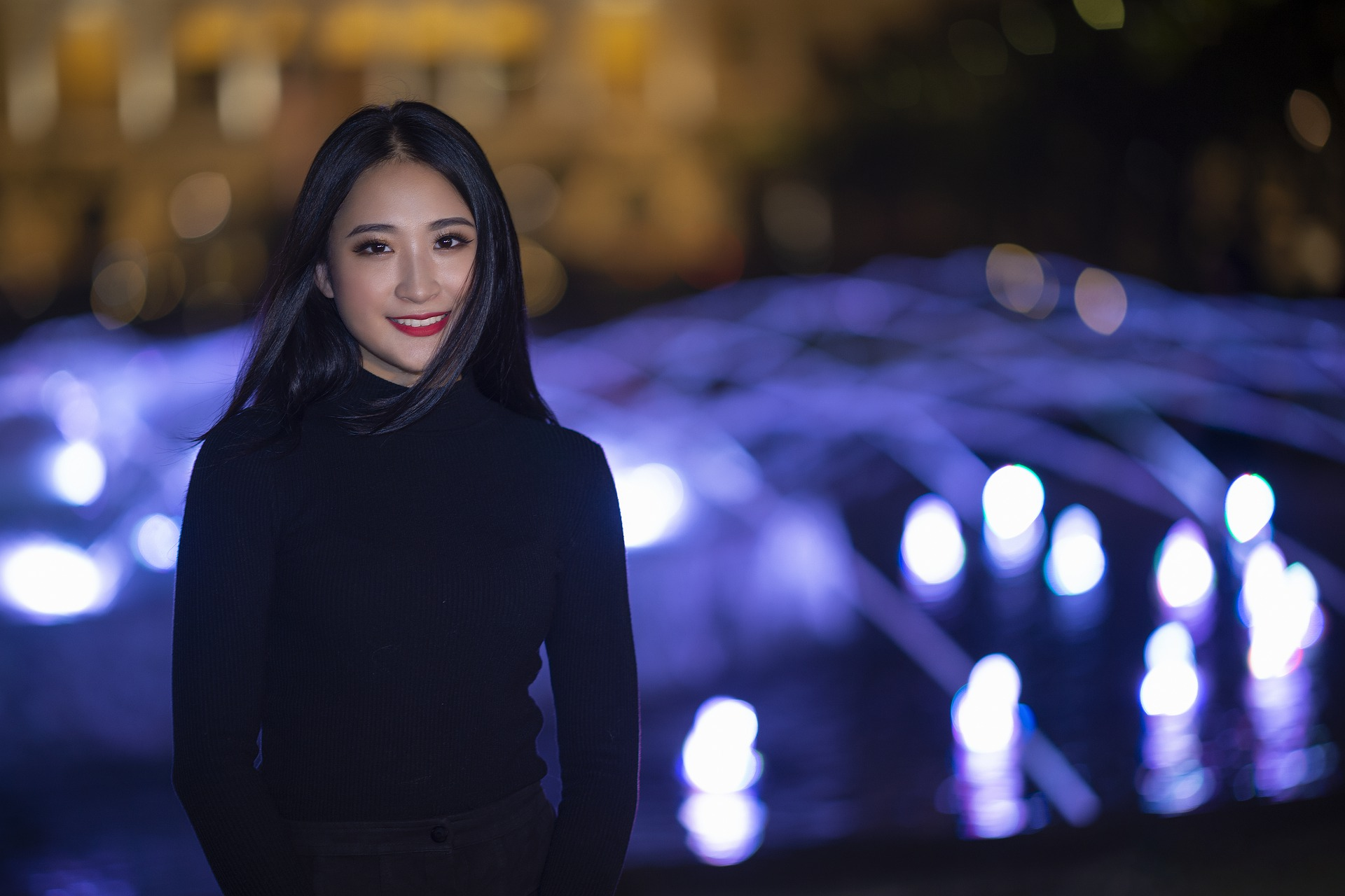 night portrait what is 50mm lens
